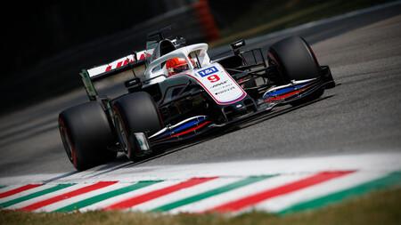 Mazepin Italia F1 2021