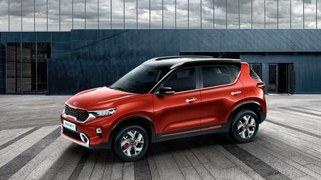 El KIA Sonet es un nuevo mini-SUV creado en India, a tope de equipamiento y con México en la mira
