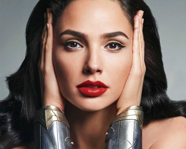 Wonder Woman Gal Gadot maquillaje tutorial pelicula