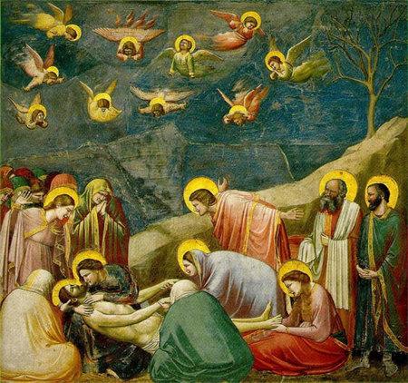 Frescos del Giotto