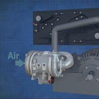 El turbo en la era de la electromovilidad: Garrett tiene preparado un sistema de turboalimentación para coches de hidrógeno