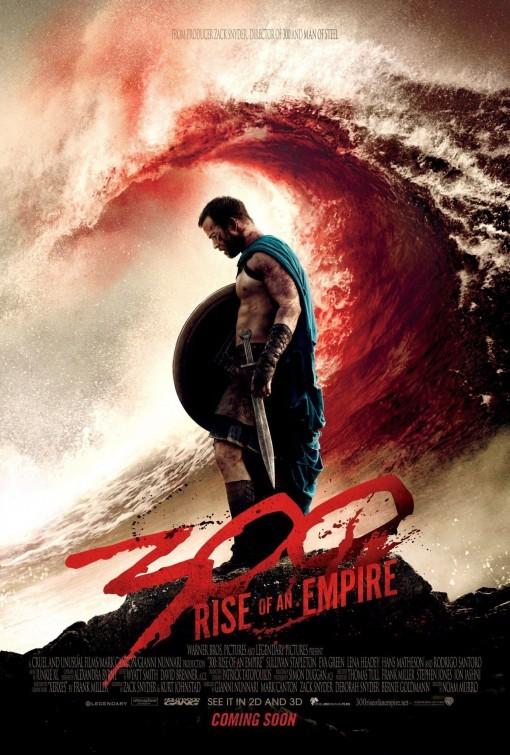 '300: El origen de un imperio', todos sus carteles