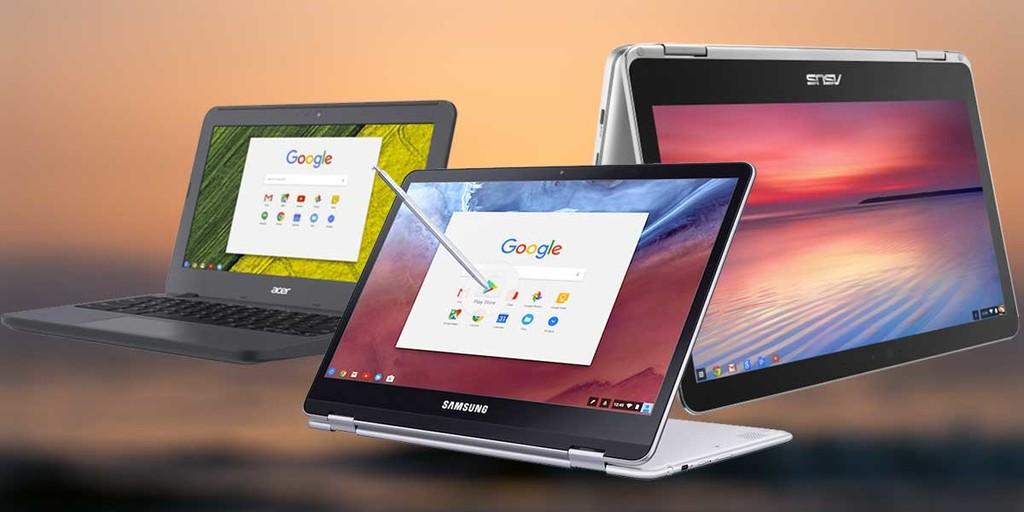 Chromebooks en el CES 2017