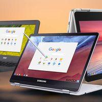 Los Chromebooks en el CES 2017: 360 grados de apertura, resistencia de grado militar y stylus