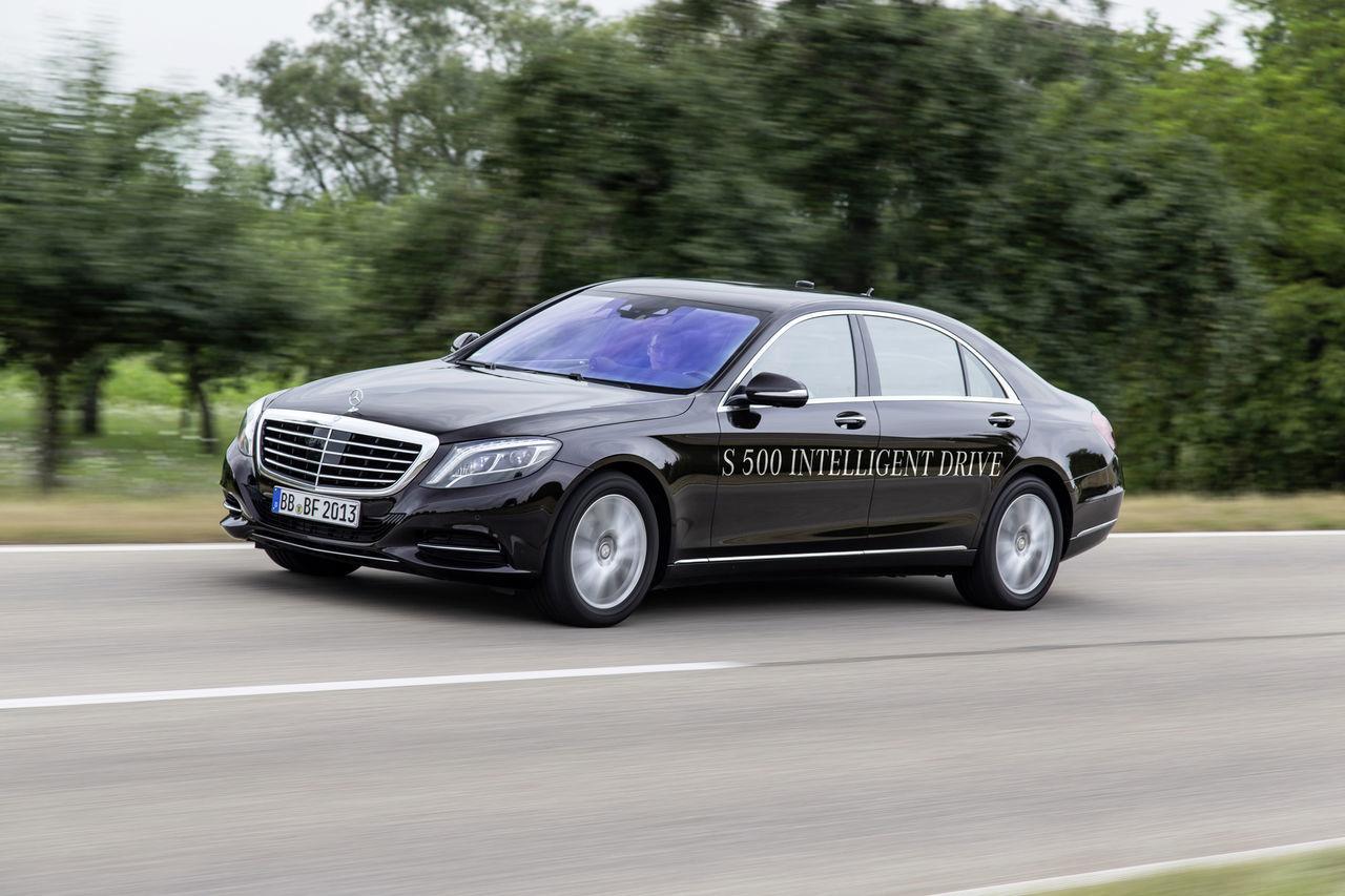 Foto de Mercedes Clase S 500 Intelligent Drive (5/6)