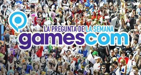 ¿Qué esperáis de la GamesCom 2012? La pregunta de la semana