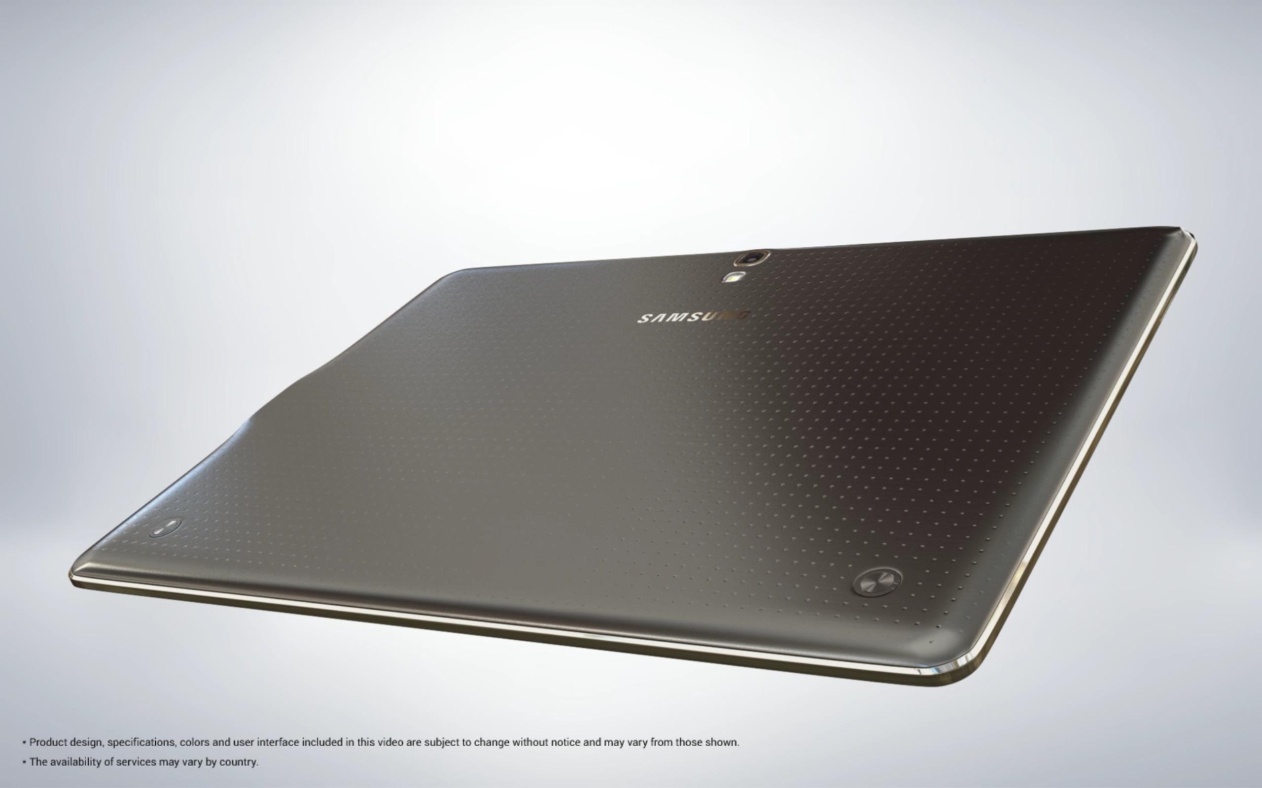 Foto de Samsung Galaxy Tab S (14/14)