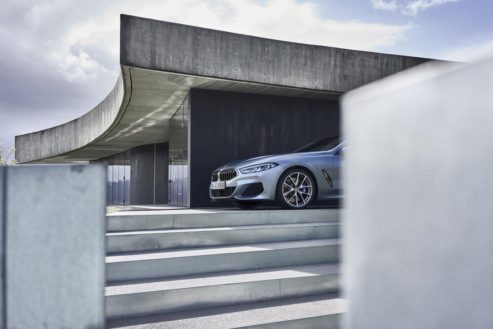 Foto de BMW Serie 8 Gran Coupé (presentación) (100/159)