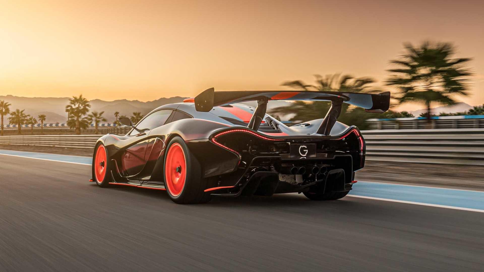 Foto de McLaren P1 GTR-18 preparado por Lanzante (2/32)