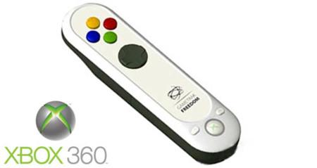 Xbox 360 tendrá un mando con sensor de movimiento
