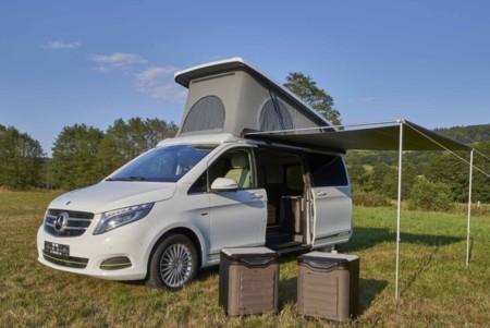 Hymer propone que la furgoneta de todo el año sea camper sólo en vacaciones