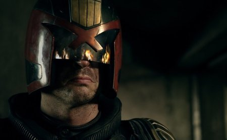 'Dredd', la justicia del futuro
