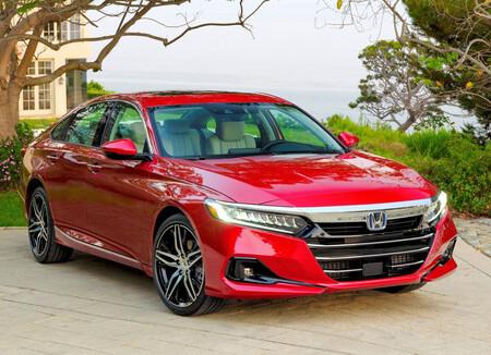 Honda Accord 2021