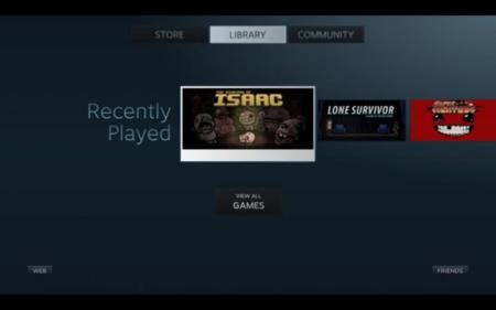 Steam Big Picture llega a OS X en beta para todos aquellos que usan un Mac desde el televisor