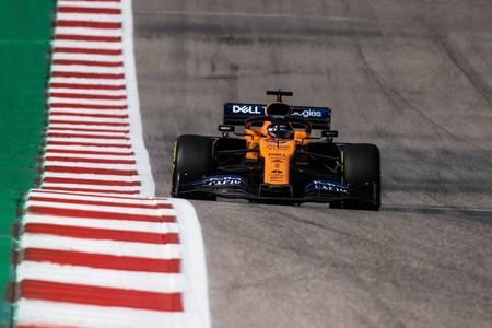 Sainz Austin F1 2019