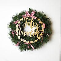 Una buena idea: Lovely Toppers personaliza adornos de Navidad con los nombres que queramos
