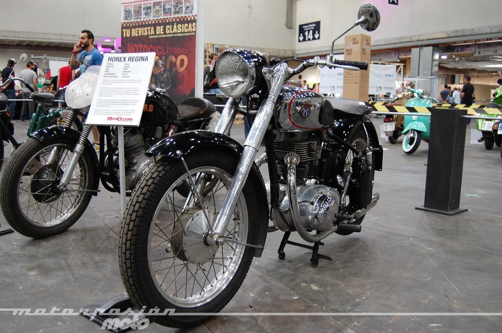 Foto de Mulafest 2014, exposición de motos clásicas (9/35)