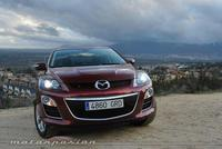 Mazda CX-7 2.2 CRTD, prueba (parte 1)