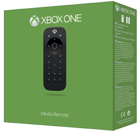 Microsoft confirma el lanzamiento del mando multimedia para Xbox One