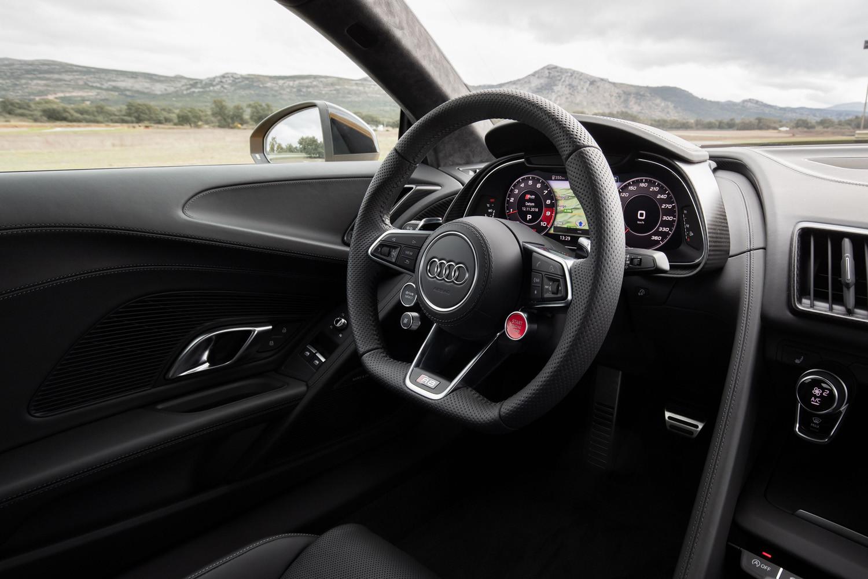 Foto de Audi R8 2019, toma de contacto (55/188)