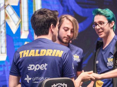 Fenerbahçe es menos malo que Team oNe y pasa a los grupos de los Worlds