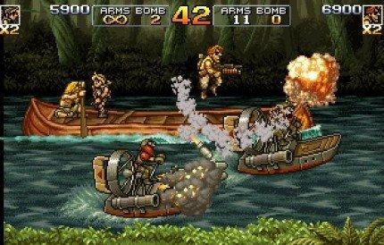Metal Slug Anthology saldrá para PS2