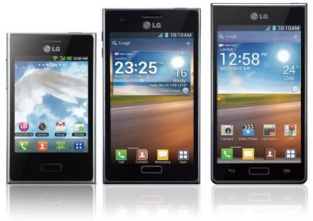 LG ha conseguido colocarse segunda por volumen en el mercado español de móviles