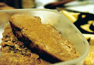 El seitán: ¿carne vegetal?