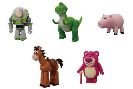 Muñecos Kubricks de Toy Story 3