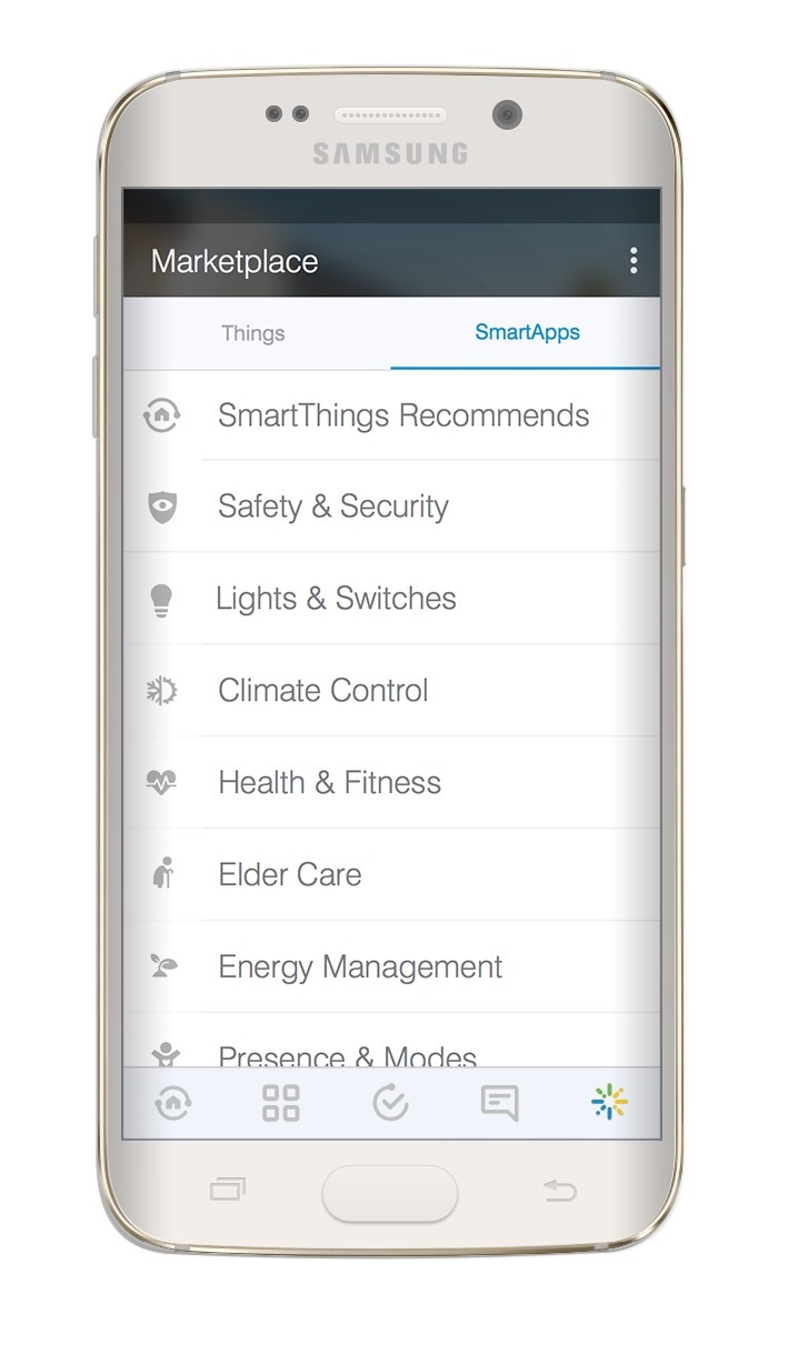 SmartThings v2