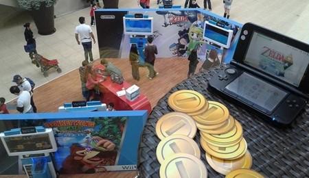 Visita los stands de Nintendo en México este Diciembre 2013