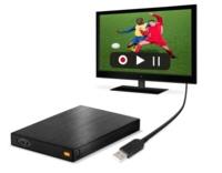 LaCie RikikiTV potencia la grabación en televisores vía USB