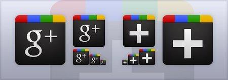 google plus logos