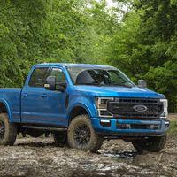 La Ford F-Series Super Duty Tremor y su colosal V8 de 7.3 litros no conocen el miedo