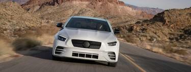 El Mercedes-Benz Clase E 2021 prepara su facelift con 7 variantes plug-in hybrid