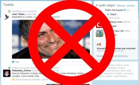 Mientras pongo lo que quiero en Twitter, en Pakistán se censuran contenidos