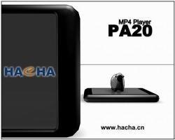 MP4 con pantalla táctil de 3.2 pulgadas