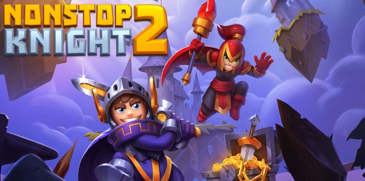 Nonstop Knight 2 para Android ya ha abierto el pre-registro preparando su lanzamiento en 2019