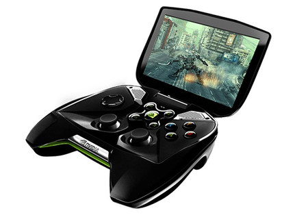Nvidia: Project Shield lo venderemos al precio que merece