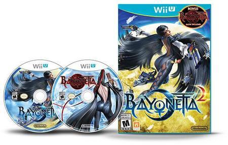 Confirmado Bayonetta 2 vendrá con dos discos en su edición física