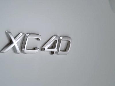 El Volvo XC40 que conoceremos este otoño viene también cargado de tecnología de seguridad