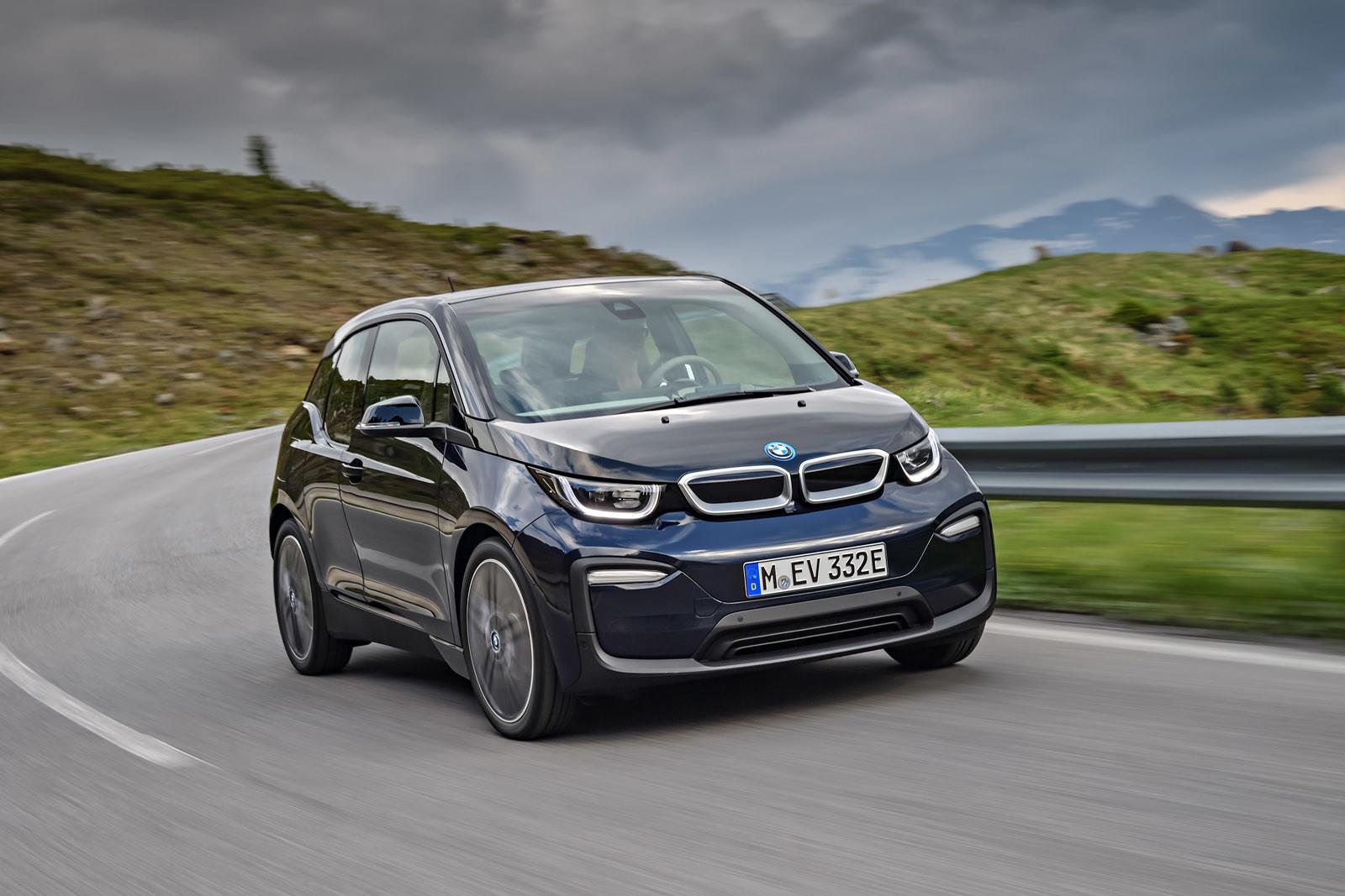Foto de BMW i3 y i3s 2018 (11/139)