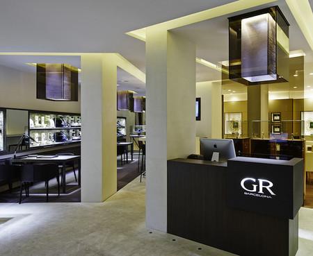 GR Barcelona distribuirá TAG Heuer en su boutique de la Diagonal