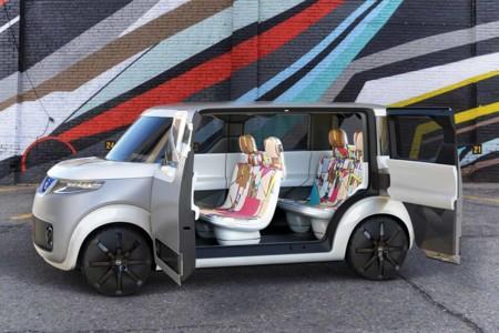El auto que manejarán tus hijos o tal vez tus nietos, lo presentará Nissan en el Auto Show de Tokio