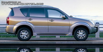 Ssangyong Rexton Chino