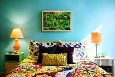 Una buena idea: asimetría en el dormitorio