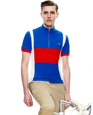 Fred Perry vuelve a la carga con una nueva edición limitada de su colección Cycling