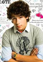 Nick Jonas también quiere ser presidente