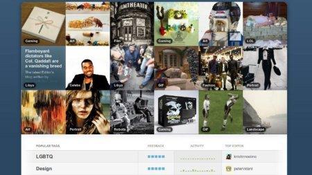 Tumblr cambia su directorio de blogs por las etiquetas populares