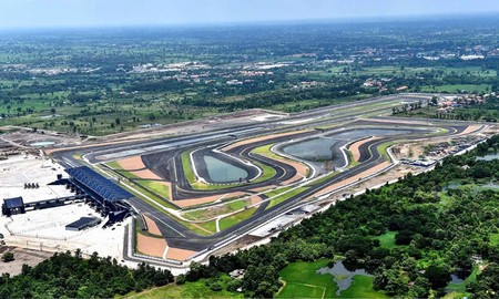 Motogp 2018 Chang International Circuit